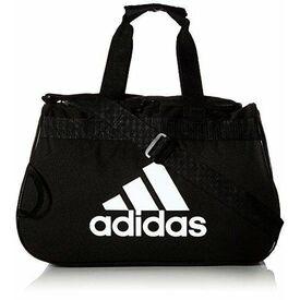 273608 Adidas Diablo Duffel Bag Black/White