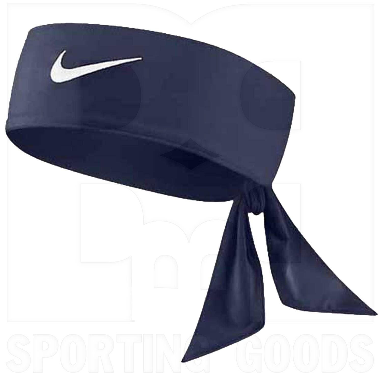 Escribir instante tanque  Nike Dri-Fit Head Tie 2.0 Navy - Headbands ENIHB05 | BBB Sports®
