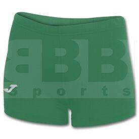 900477.450. Joma Lycra Short Women Green