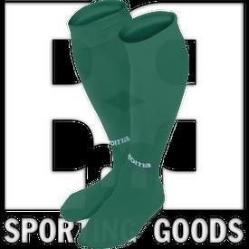 400054.450.S Joma Classic 2 Socks Dark Green