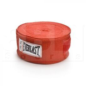 4456SC Everlast Boxing Hand Wraps Red 180""