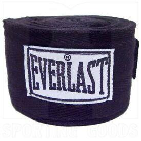 "4455BK Everlast Venda de Mano para Boxeo 120"" Negra"