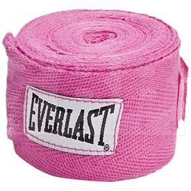 4455PK Everlast Boxing Hand Wraps Pink 120""