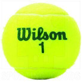 T1375 Wilson Bolas de Tenis US Open Green Transition (Paquete de 3 Bolas)