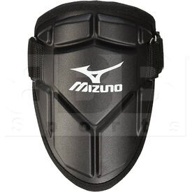 380373.9090.01.0000 Mizuno Softball/Baseball Batter's Elbow Guard Black