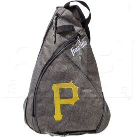 76042-PIT Franklin Sports Bulto de Béisbol MLB Pittsburgh Pirates