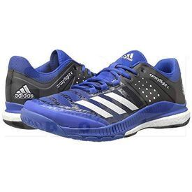B01N9K6X9H Adidas Crazyflight X Shoes Royal/Silver/Black