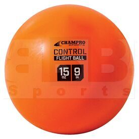 "CBB92 Champro Weighted Control Flight Ball 9"" 15 oz"