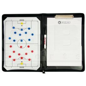 6905-0600 Fox 40 Soccer Coaching Pro Folder Magnetic Board