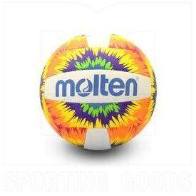 MS500-NTD Molten Tie Dye Volleyball  5