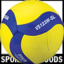 VS123W-SL Mikasa Volleyball Starter Lightweight Indoor/Outdoor Size 5