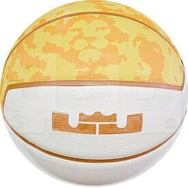 "LEBRON-925-7 Nike Lebron James Basketball Ball Playground 4P Size 7 (29.5"")"