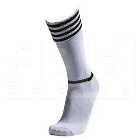 11889F4 Franklin Sports High Performance Socks White/Black Youth Large