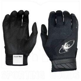 KE2100 Lizard Skins Komodo Elite V2 Batting Glove Jet Black