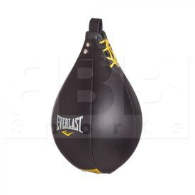 "4242 Everlast Leather Speed Bag 10""  Large"
