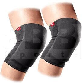 645R-L McDavid Knee/Elbow Pads Black Pair