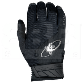 KE2100 Lizard Skins Komodo Elite V2 Batting Glove Jet Black