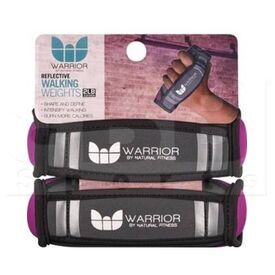 WWW2 Warrior Walking Weights 1LB (2LB TOTAL)
