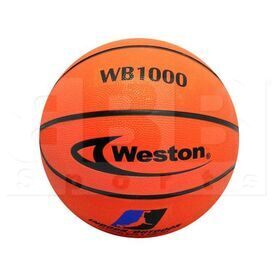 "WB1000-O Weston Basketball Orange 29.5"""