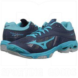 430235.5155.13.1000 Mizuno Wave Z4 Low Shoes