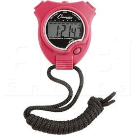 910NPK Champion Sports Stopwatch Pink