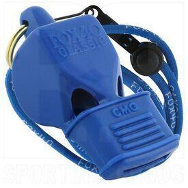 9603-0508 Fox 40 CMG Silbato Clásico con Cordón Azul