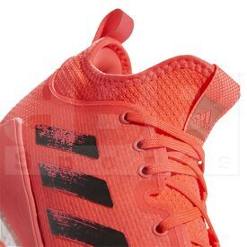 FX1762-10.5 Adidas Crazyflight Mid Tokyo Volleyball Shoes Pink