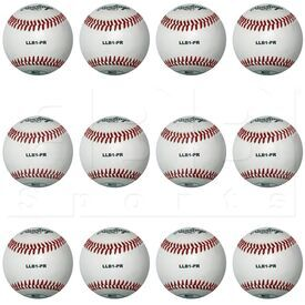 LLB1 Rawlings Little League Youth Official Baseballs Competition Grade Dozen