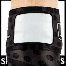 DSPBW110 Lizard Tape de Bate para Mejor Agarre DSP Negro 1.1Mm