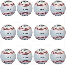 OLB1-PR Rawlings OLB1PR Colt & Palomino Series Baseball Dozen