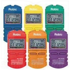 SC-505 Robic 12 Memory Stopwatch Random Color (Unit)