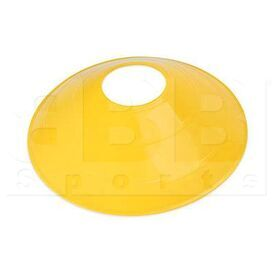 "SCX-YE Champion Sauce Field Cone 2"" Yellow (Unit)"