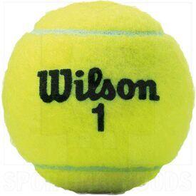 T1001 Wilson Pelotas de Tenis Extra Duty (Lata de 3 Pelotas)