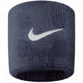 AC0009-416 Nike Swoosh Pulseras de Sudor Azul Marino