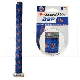 DSPBW1NYM Lizard Tape de Bate para Mejor Agarre DSP New York Mets 1.1 Mm