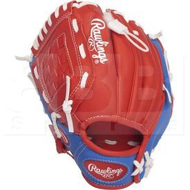 PL91SR-2 Rawlings Left Hand Throw Players Series (9 Inch) Baseball/Softball Glove with Soft Core Ball
