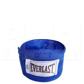 4455RO Everlast Boxing Hand Wraps Royal 120""