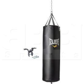SG400100 Everlast Boxing Heavy Bag 70LB with Wood Beam Hanger