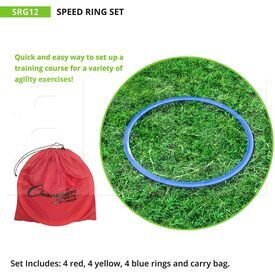 "SRG12 Champion 16"" Speed Ring Set 12"