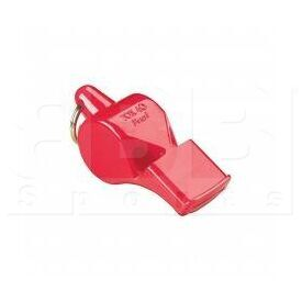 9903-0108 Fox 40 Classic Official Whistle With Breakaway Lanyard Red