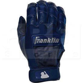 20592F5 Franklin Sports Guante de Bateo Beisbol/Softbal MLB CFX Pro Azul Marino
