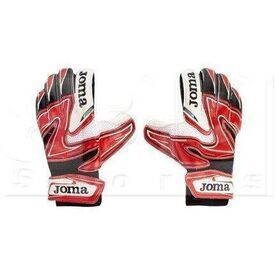 400452.602.4 Joma Goalkeeper Gloves Hunter Red/Black/White