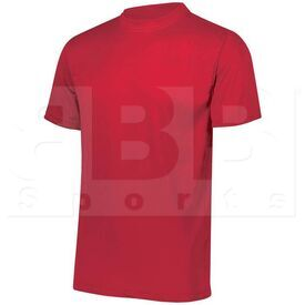 791.040.L Augusta Microfiber Youth Shirt Red