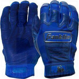 20576F5 Franklin Sports MLB CFX Pro Baseball/Softball Batting Gloves Royal