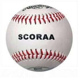 SCOR-AA Rawlings American Congress ACOPUR Up to 6 Year Official Baseball Dozen