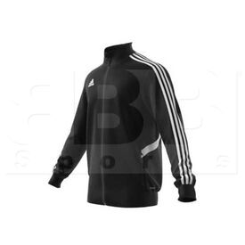 DY0102-L Adidas Chaqueta Tiro Track Negra con Blanco