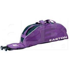 A163807PU Easton Tote Bat Bag Purple