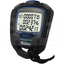 757 Robic 500 Memory Stopwatch