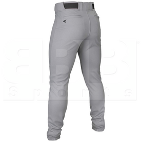 TAPERY-GR-L Easton Taper Baseball Pant Youth Grey