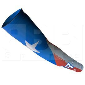 BASPRYL BBB Sports Moisture Wicking Compression Puerto Rico Arm Sleeve